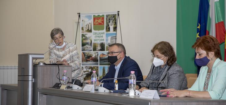 Център за професионално обучение изграждат в Стара Загора