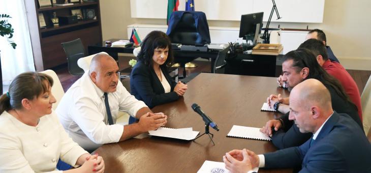 Борисов: Решението е политически риск, но то е в подкрепа срещу загубите от COVID-19 в ресторантьорския бранш