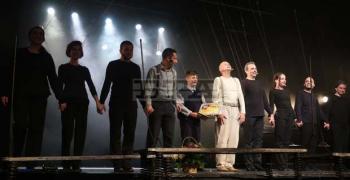 """""""Страх"""" на кукления театър от Стара Загора бе един от акцентите на фестивала """"Шарено петле"""" в Плевен"""