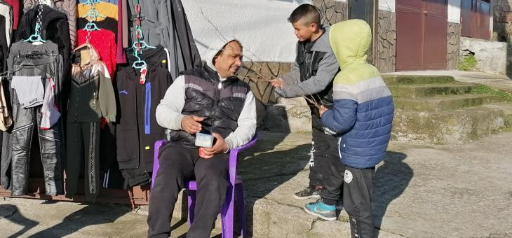 В Стара Загора ромите празнуват Банго Васил