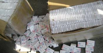 Митничари задържаха над 36 000 таблетки от нерегистрирано лекарство