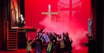"""""""Тоска"""" на сцената на Операта в Стара Загора на 16 септември"""