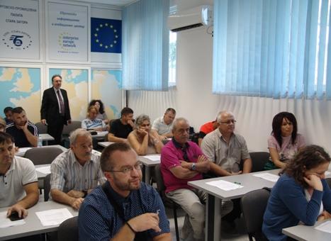 Спортът - помощно средство при интеграцията на ромите и мигрантите