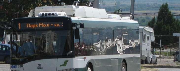 Мобилно приложение улеснява купуването на билети за градския транспорт в Стара Загора