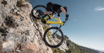 PEUGEOT представя новия си електрически планински велосипед с вградена в рамката батерия