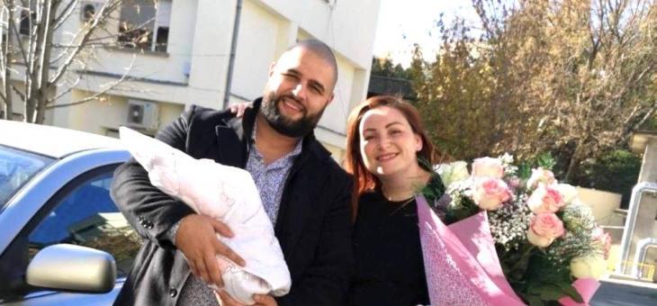 Областният съвет на жените-социалистки поздрави д-р Вяра Захариева за раждането на дъщеря й Виктория