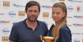 Дария Радулова стана шампионка по тенис за девойки
